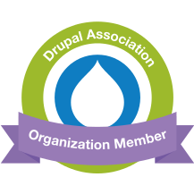 Drupal Association Badge